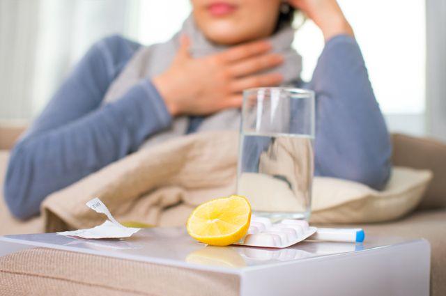 Названа причина снижения в Киеве заболеваемости на грипп и ОРВИ
