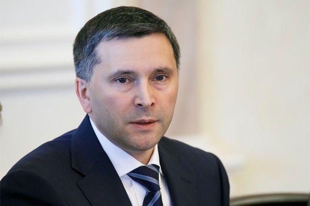 Мминистр природных ресурсов и экологии РФ Дмитрий Кобылкин.