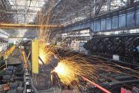 Падение промпроизводства в ноябре ускорилось до 7,5%,- Госстат