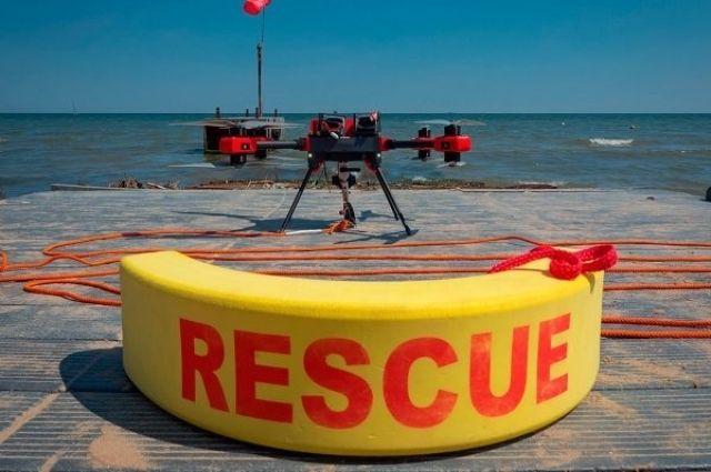 За пляжами Зеленоградска будет следить дрон