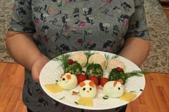 Новогодние рецепты от тюменской бабушки-блогера.