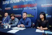 Всеукраинская Федерация по смешанным боевым искусствам подвела итоги года