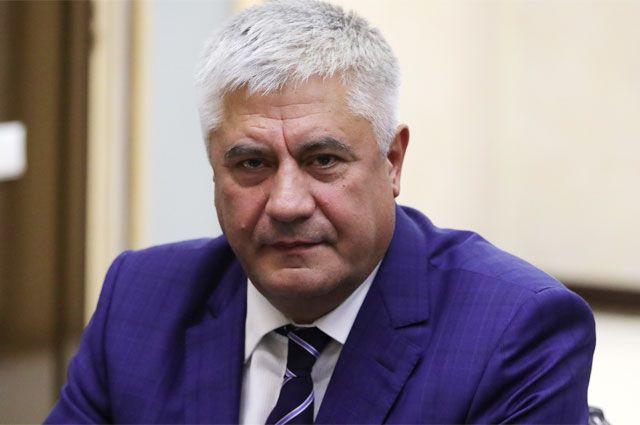 Глава МВД России Владимир Колокольцев.