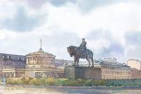 Для возвращения памятника на площадь Восстания и переноса обелиска на площадь Мужества готовится техническое и юридическое обоснование.