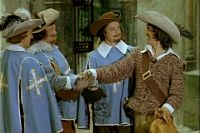 «Три мушкетера».
