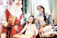 Исполнить новогодние желания девчонок и мальчишек несложно, когда помогают неравнодушные земляки.