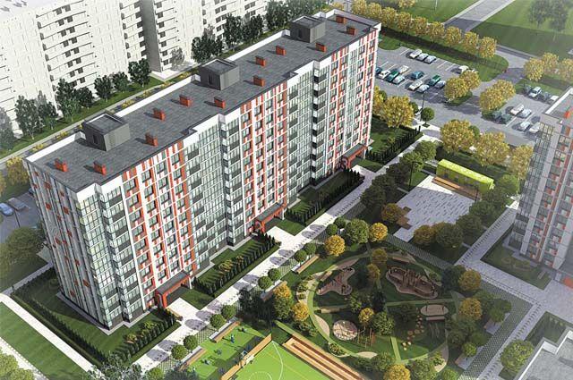 Комплекс «Рубин» будет первым в Соликамске жилым кварталом, который построят в соответствии с современными архитектурными концепциями развития и благоустройства городского пространства.
