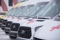 Все автомобили оснащены предпусковыми подогревателями, автономными отопителями салона марки «Вебасто», необходимым медицинским оборудованием.