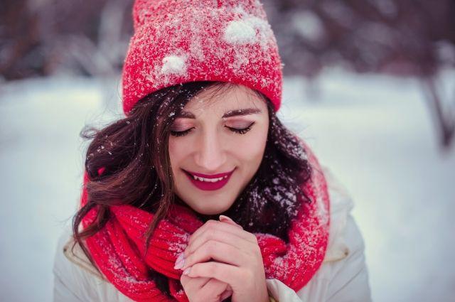 Зимой можно получить по-домашнему уютные кадры.