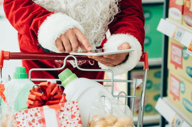 Чем и как заполним свою потребительскую корзину в новом году?