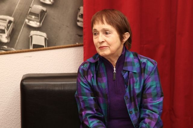 Тамара Москвина в фигурном катании уже почти 70 лет.