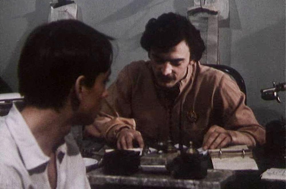 «Сентиментальный роман» (1976) — Акопян.