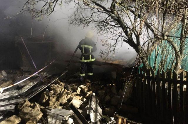 В Полтавской области произошел взрыв в жилом доме: есть жертва