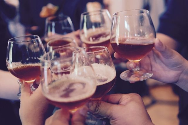 За последние три года употребление алкоголя в Новосибирске снизилось с семи до пяти литров в год на человека.