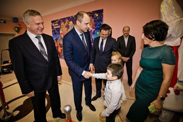 Детский сад в селе Ивановка открыт в рамках нацпроекта