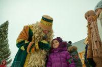 Резиденции татарского Деда Мороза Кыш Бабая исполнилось 10 лет.