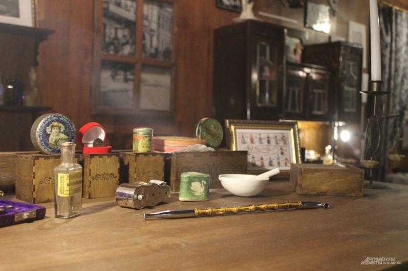 Такие приспособления продавались в рязанских аптеках в начале ХХ века.