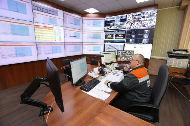 ЦУП «Распадской» позволяет контролировать производство и безопасность на всех предприятиях компании.