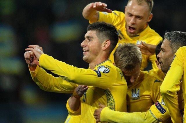 Руслан Малиновский – лучший игрок сборной Украины в 2019 году