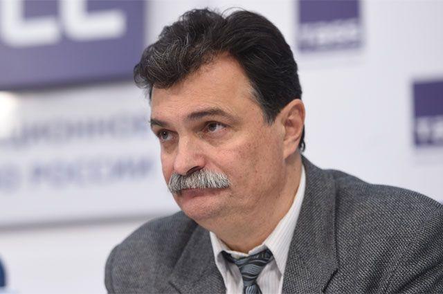 Юрий Болдырев.