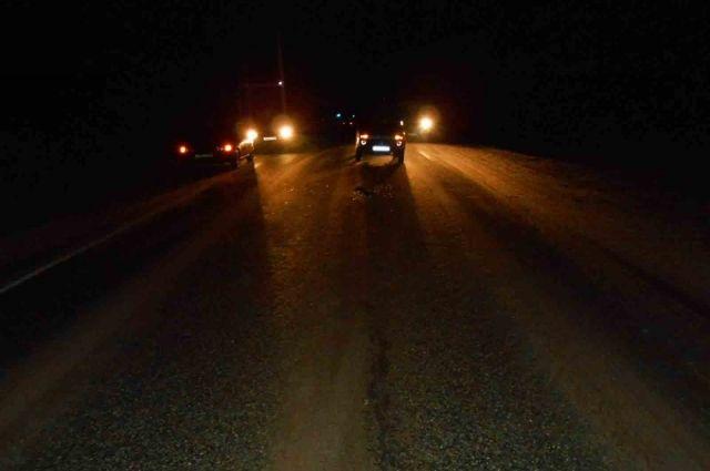 В Ижевске водитель иномарки насмерть сбил пешехода