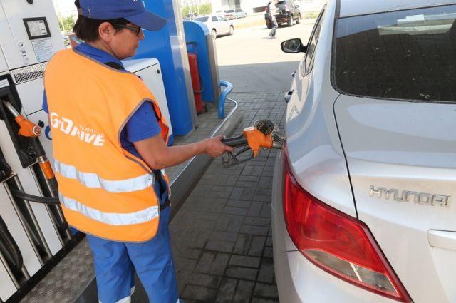 В Ижевске поднялись цены на бензин и дизельное топливо