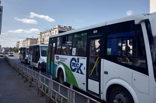 Автобусы большой вместимости будут закупать в Новосибирске.