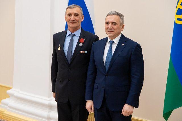 Александр Моор с гордостью написал о земляке - ветеране Ильгизе Шарипове