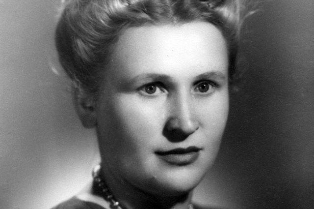 Анна Филоненко.
