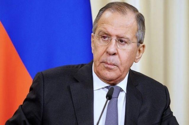 РФ надеется на урегулирование конфликта на Донбассе при Зеленском, - Лавров