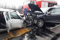ДТП в Николаевской области - один человек погиб, шесть пострадали