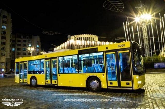 Киевлянам будет проще добраться домой в новогоднюю ночь
