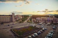 Северобайкальск - один из самых красивых городов Бурятии.