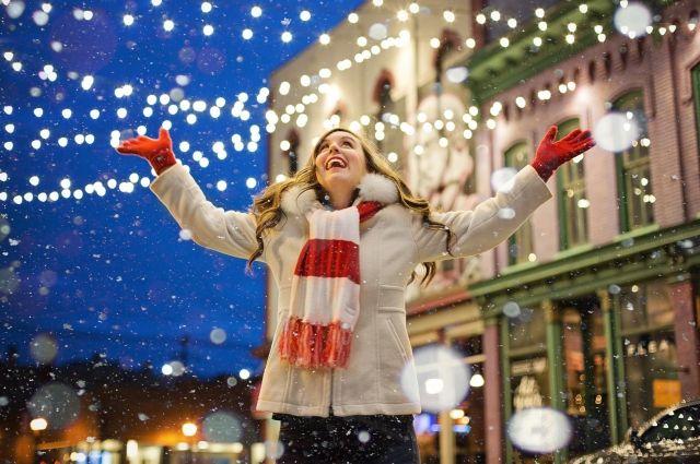 Праздничное настроение – главная составляющая новогодних торжеств.