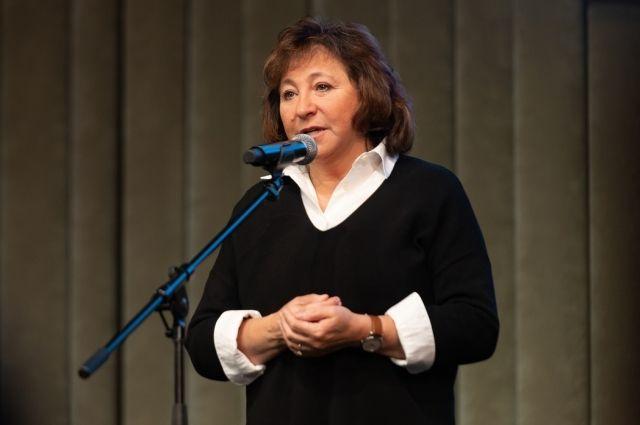 Наталью Шевчик назначили советником губернатора по стратегическим вопросам