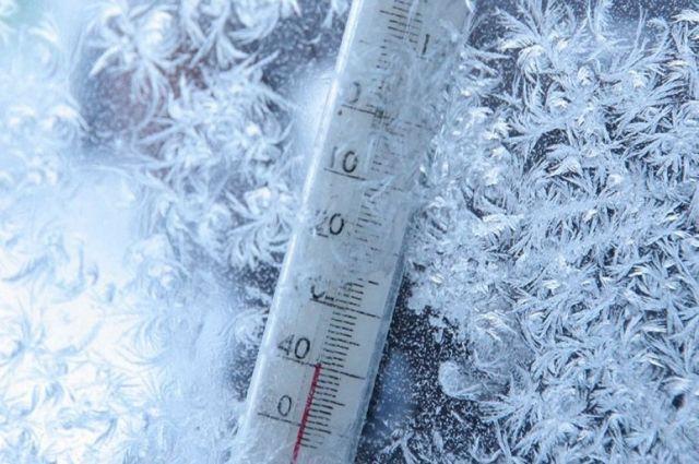 В субботу днем температура уже начнет повышаться в западных и юго-западных районах области.