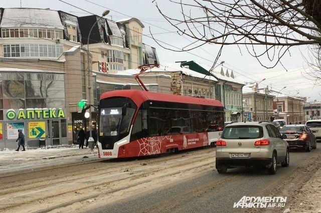 По мнению технической службы, само оборудование трамвая «Лев» работоспособно.