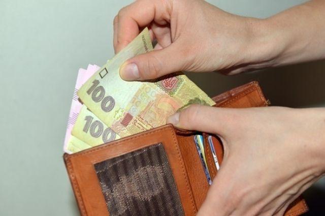 В ноябре средняя зарплата в Украине уменьшилась на 0,4 процента, - Госстат