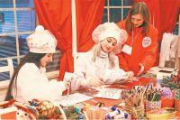 Принять участие в мастер-классах фестиваля «Путешествие в Рождество» могут посетители всех возрастов.
