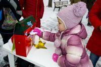 Количество писем в почте Деда Мороза начинает расти с октября