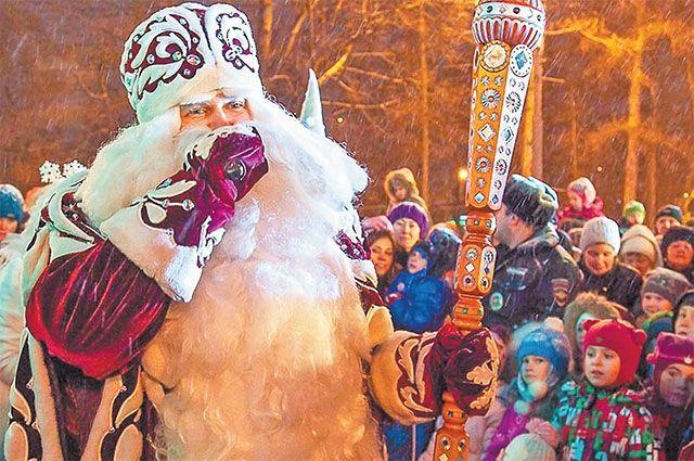 Жителей района ждёт много интересного во время новогодних каникул.