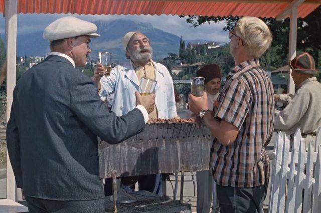 Популярными кавказские тосты сделал советский кинематограф
