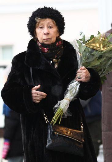 Актриса Лия Ахеджакова.