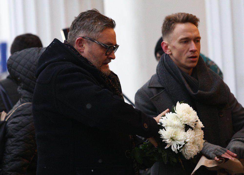 Историк моды Александр Васильев.