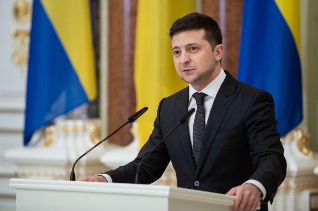 Зеленский подписал Избирательный кодекс Украины и ряд законов