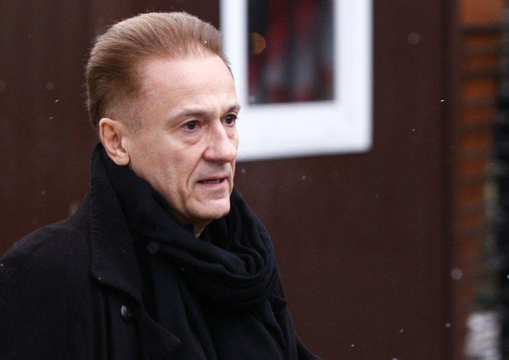 Художественный руководитель и директор Московского драматического театра имени М. Н. Ермоловой Олег Меньшиков.