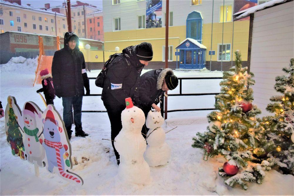 Гости фестиваля помогали создавать атмосферу праздника.
