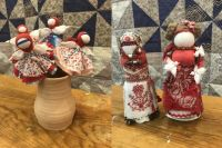 В народной культуре всё очень логично и символично, ни одна деталь не делается просто так, потому это больше чем сувениры, больше чем игрушки.