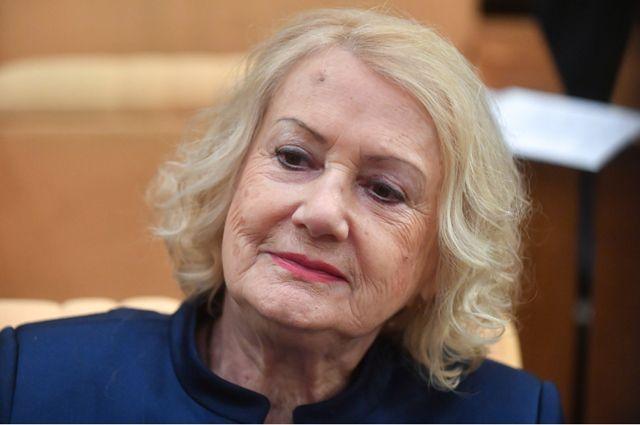 Елена Чайковская.