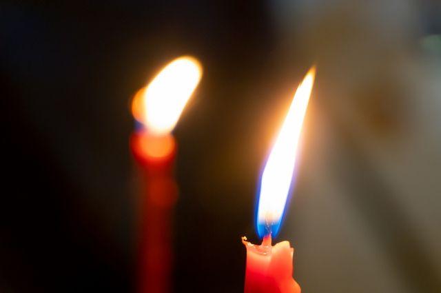 Свеча как символ очищения
